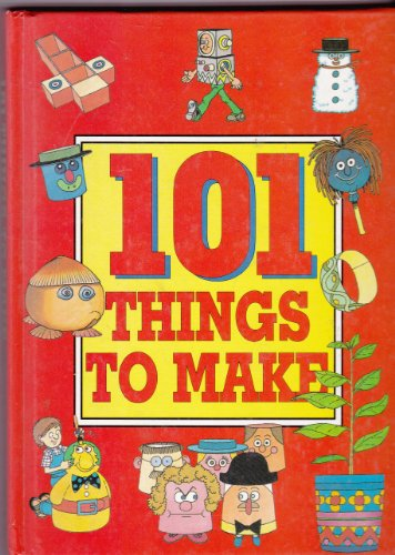 101 Things to Make: Janet Slingsby, David