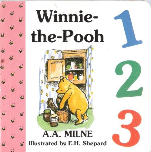 9780603553912: Winnie-the-Pooh's 123 (Winnie-the-Pooh Board Books)