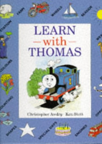 Learn with Thomas (Thomas the Tank Engine) (0603558070) by Christopher Awdry, Ken Stott