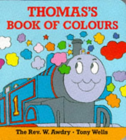 9780603559679: Thomas' Colours