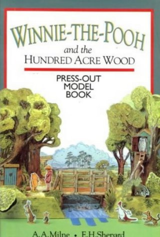 9780603559952: Winnie the Pooh and the Hundred Acre Wood Press-out Model Book