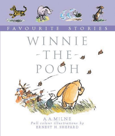 9780603559976: Winnie the Pooh Favourite Stories