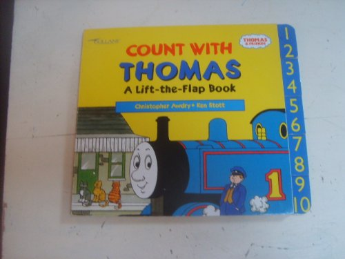 9780603560187: Tte Count with Thomas - Lift The