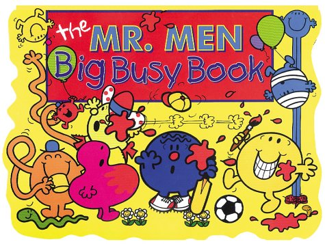 9780603560286: The Mr Men Big Busy Book
