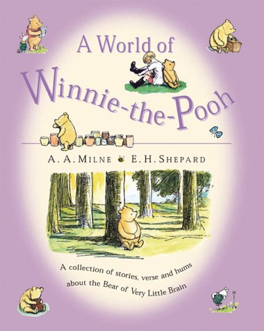 9780603560347: The World of Winnie the Pooh
