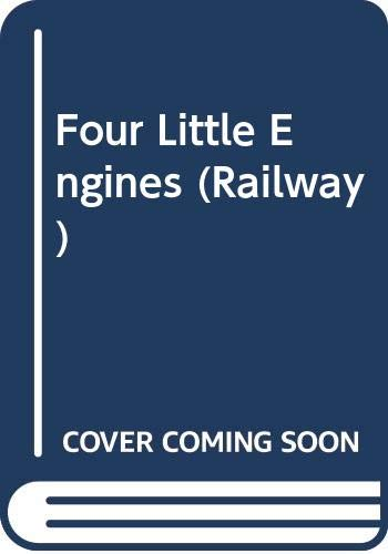 9780603560460: Four Little Engines (Railway)