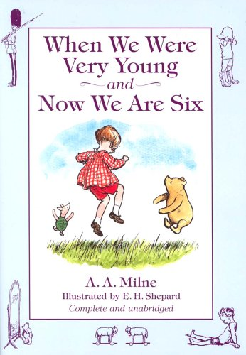9780603560552: When We Were Very Young: AND Now We are Six
