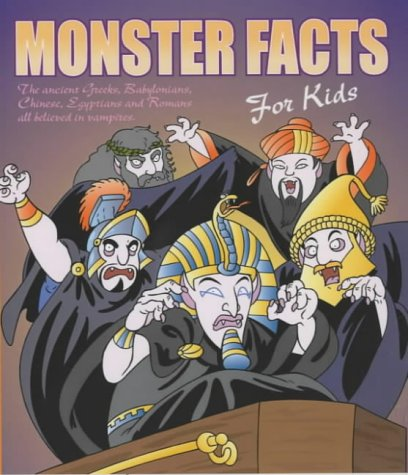 9780603561047: Monster Facts for Kids (The World's Most Amazing)