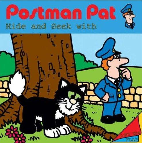 Postman Pat: Hide and Seek with Jess: Cunliffe, John