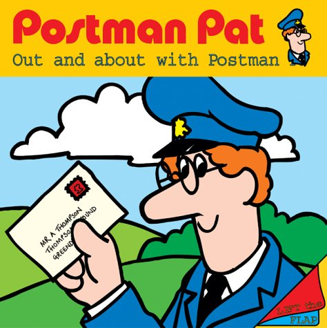 9780603561498: Out and About with Postman Pat