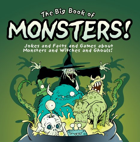 9780603561504: Big Book of Monsters