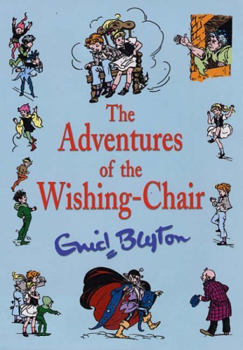 9780603562006: Adventures of the Wishing-chair