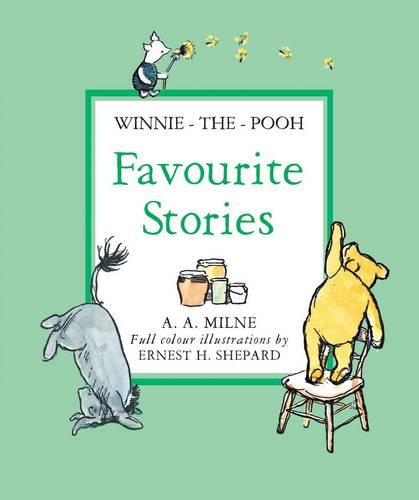 Favourite Winnie-the-pooh Stories: Milne, A.A.