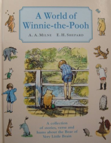 9780603562129: A World of Winnie-the-Pooh