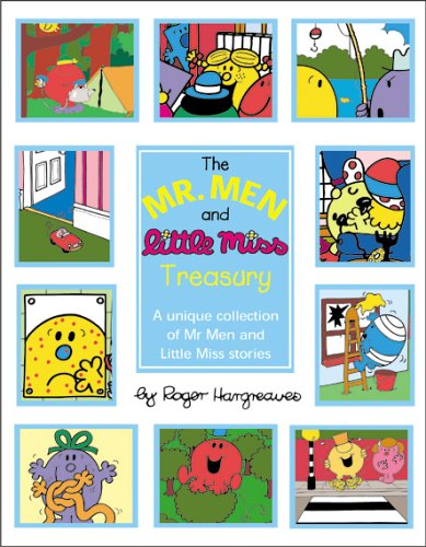 9780603562167: The Mr. Men and Little Miss Treasury