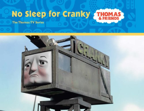 9780603562327: No Sleep for Cranky (Thomas & Friends)