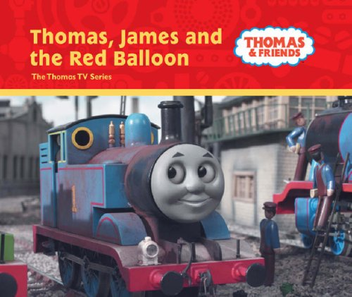 9780603562365: Thomas, James and the Red Balloon