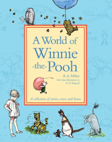 9780603562457: A World of Winnie-the-Pooh (Winnie the Pooh)