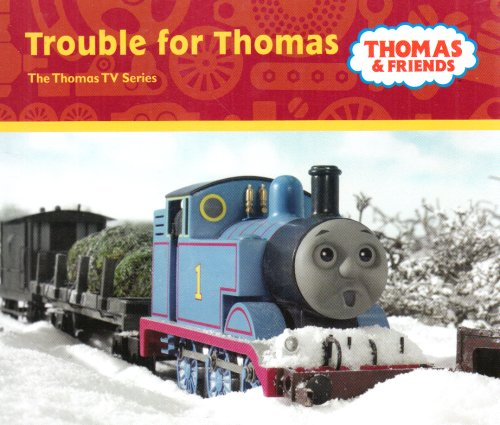 9780603562501: Trouble for Thomas