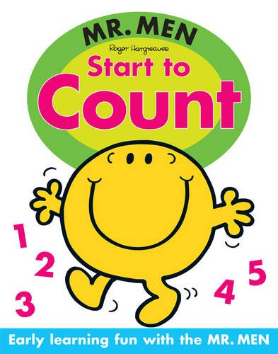 9780603562686: Mr Men: Start to Count (Dean Character Workbooks)