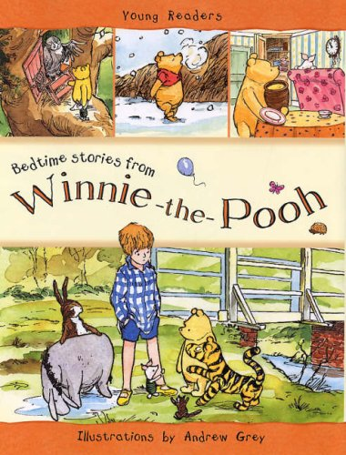 9780603562747: Bedtime Stories from Winnie-the-Pooh (Young Readers Series)