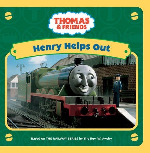 9780603562778: Henry Helps Out (Thomas & Friends)