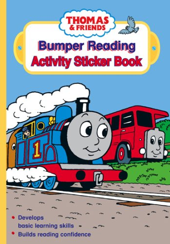 Thomas Bumper Reading Activity Sticker: n/a