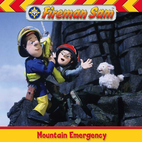 9780603563294: Fireman Sam Mountain Emergency