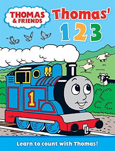 9780603563669: Thomas' 123 (Thomas & Friends)