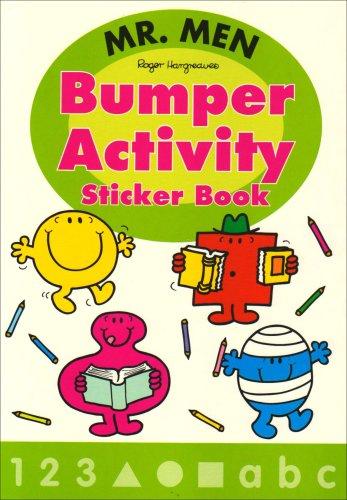 9780603563942: Mr. Men Bumper Activity Sticker Book (Mr Men Bind Up)