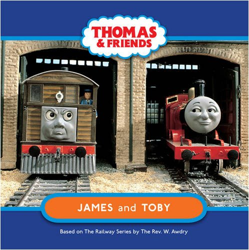 9780603564031: James and Toby