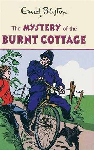 9780603564338: The Mystery of the Burnt Cottage (Enid Blyton's Mysteries Series)