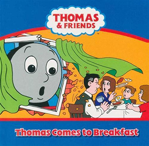 9780603564376: Thomas Comes to Breakfast