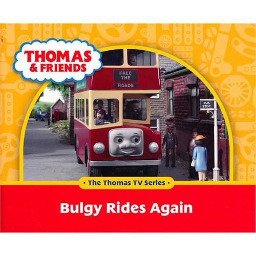 9780603564543: Bulgy Rides Again