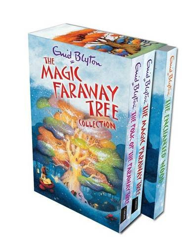 "9780603564864: Enid Blyton the Magic Faraway Tree Collection: ""The Enchanted Wood"", ""The Magic Faraway Tree"", ""The Folk of the Faraway Tree"""