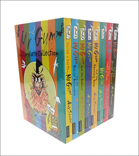 9780603565953: Mr Gum Box Set (Boxset 2011)