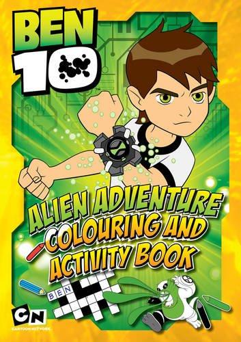 Ben 10 Alien Adventure Book (Dean): Egmont UK Ltd