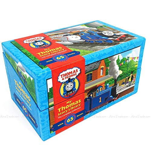 9780603566394: Thomas Story Library Ultimate Collection - 65 Books Boxed Set - The Engine Shed Thomas & Friends
