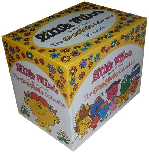 Little Miss 36-copy Collection
