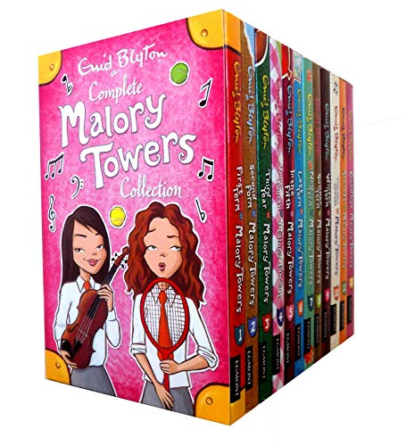 9780603566462: Malory Towers Complete Collection