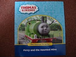 Percy and the Haunted Mine Thomas and Friends