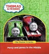 9780603566882: Percy and James in the Middle
