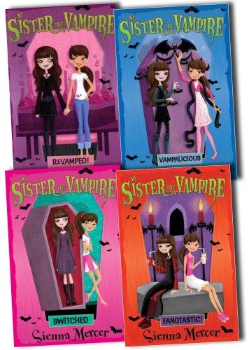 9780603566912: My Sister the Vampire X 4 Slipcase (Dean)