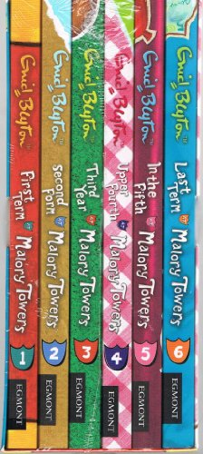 9780603566936: Enid Blyton - Malory Towers Boxed set - 6 books First Term, Second Form, Third Year, Upper Fourth, In the Fifth and Last Term. Numbers 1 to 6 rrp £29.94