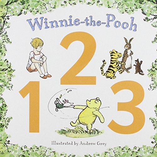 Winnie-the-Pooh 123: Egmont Publishing UK