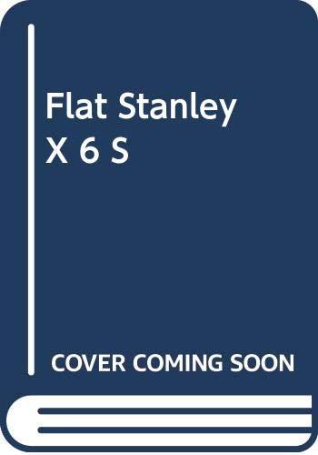 9780603567438: Flat Stanley X 6 S'wrap TBP
