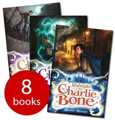 9780603567483: Charlie Bone X8 S