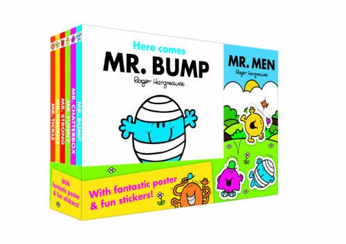 9780603567520: Mr. Men Board Book Collection