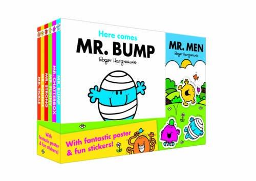 9780603567520: Mr. Men Board Book Collection