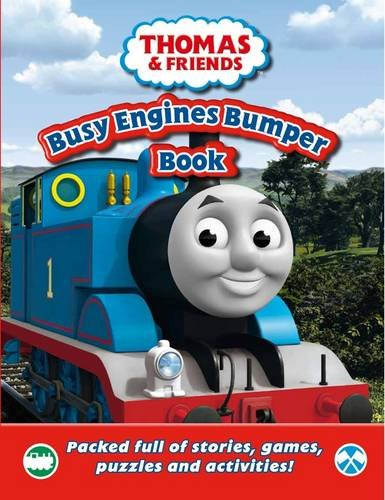 9780603567674: Thomas & Friends Busy Engines Bumper Book: Packed Full of Stories, Games, Puzzles and Activities!
